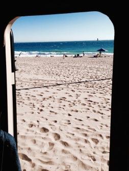 L.A. Beach