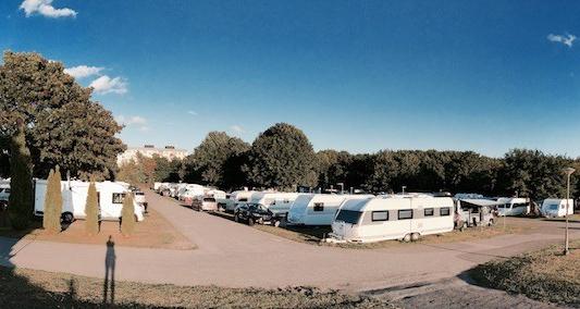 Bredäng Camping, Stockholm