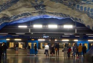 Tunnelbana, Stockholm
