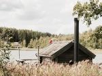 Vimmerby Camping –Saunahütte