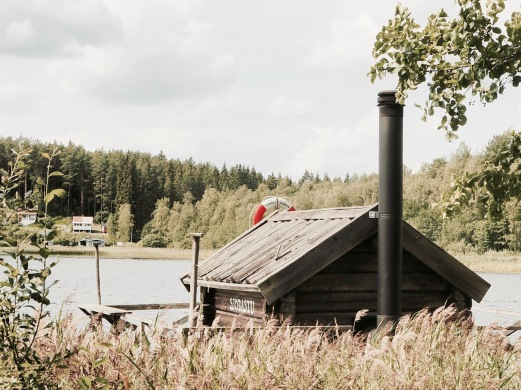 Vimmerby Camping - Saunahütte