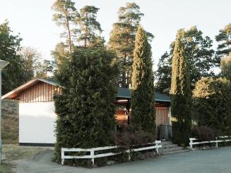 Bredäng Camping Servicehaus