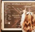 Tunnelbana Stockholm