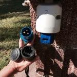 Adapterkabel für Stromanschluss amCampingplatz