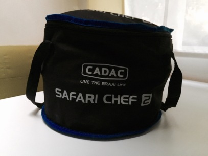 CADAC Safari Chef 2 in der Transporttasche