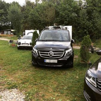 Camping Seehamer See 1. Stellplatz