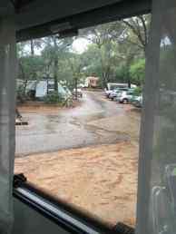 Bonporteau im Regen