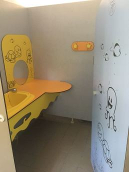 C Bonporteau Kinderbad