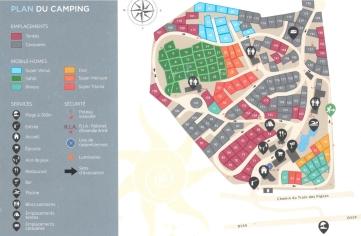 C Bonporteau Platzplan