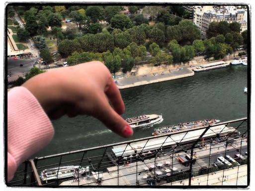 Seine a la miniature