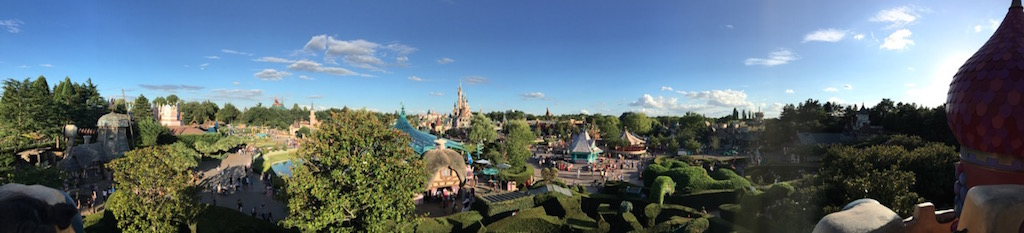 Disneyland Paris I