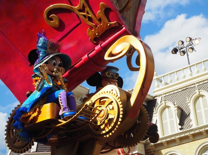 Parade Disneyland Paris III