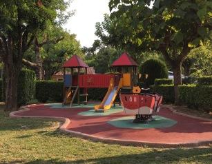 L'Ardéchois - Kinderspielplatz für die Kleineren