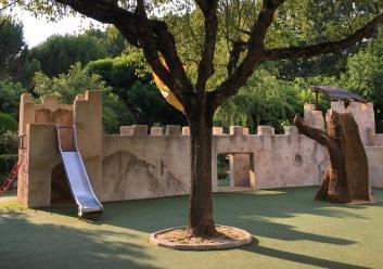 L'Ardéchois - Kinderspielplatz für die Größeren