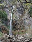 Wasserfall am Ende desWaalweges